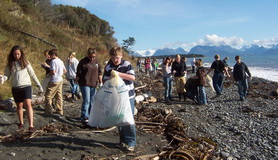 Alaska Coastwalk Marine Debris Removal and Prevention Project